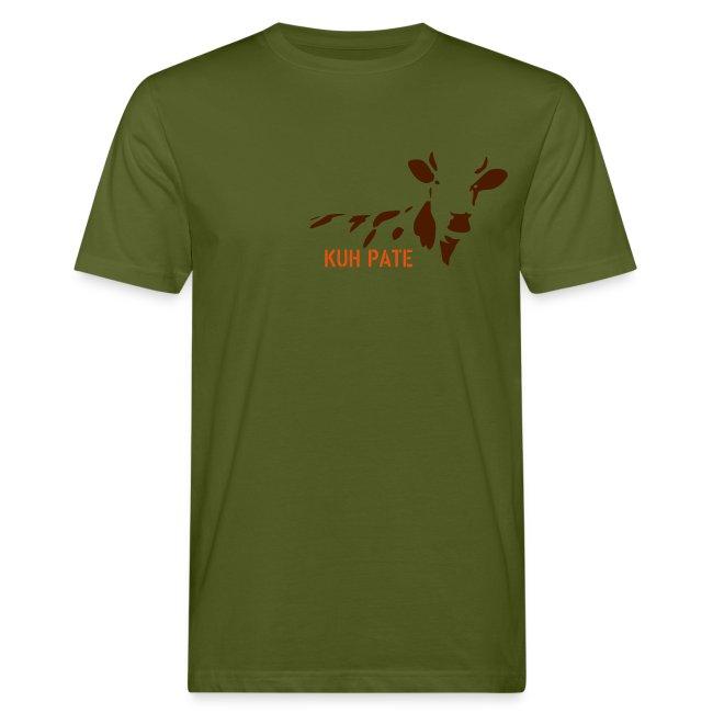 "T-Shirt ""Kuhpate"" bio"