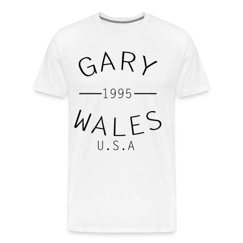 USA Male T-Shirt - Men's Premium T-Shirt