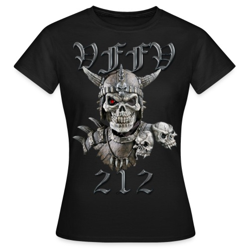 VFFV 212 - dame - Dame-T-shirt