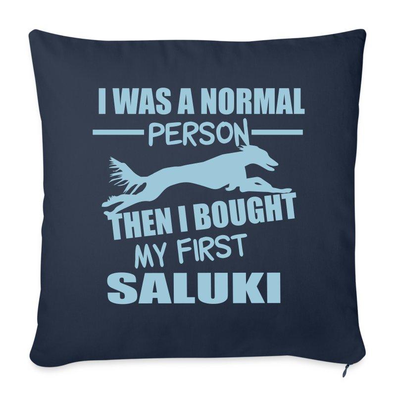 Copricuscino per divano con normal person saluki - Copricuscino per divano ...