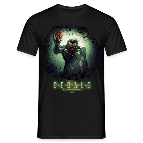 Nilus DEDALO_Sam Danko limited edition - Camiseta hombre