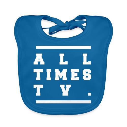 AllTimesTV lätzchen - Baby Bio-Lätzchen