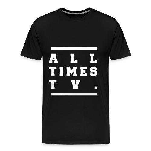 AllTimesTV T-shirt - Männer Premium T-Shirt