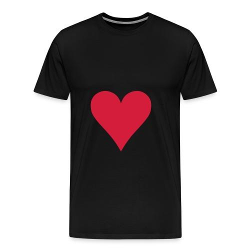 Love V2 - Men's Premium T-Shirt
