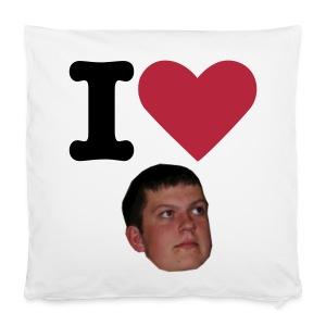 Craig pillow - Pillowcase 40 x 40 cm
