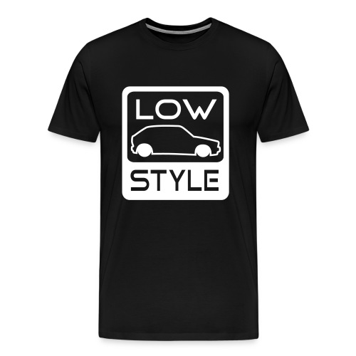Low Style Shirt - Männer Premium T-Shirt
