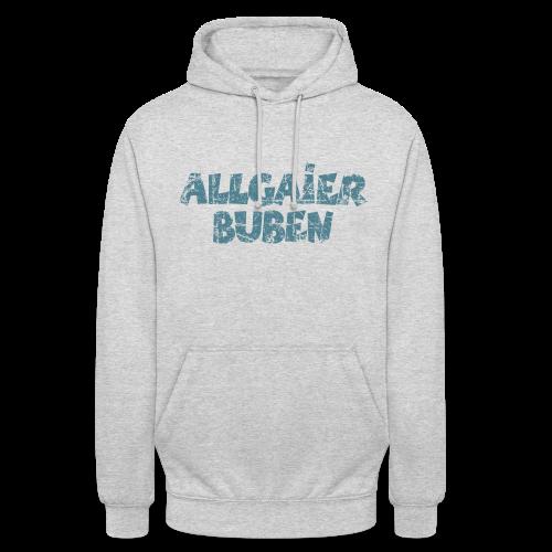 Allgaier Buben Hoodie (Grau) - Unisex Hoodie