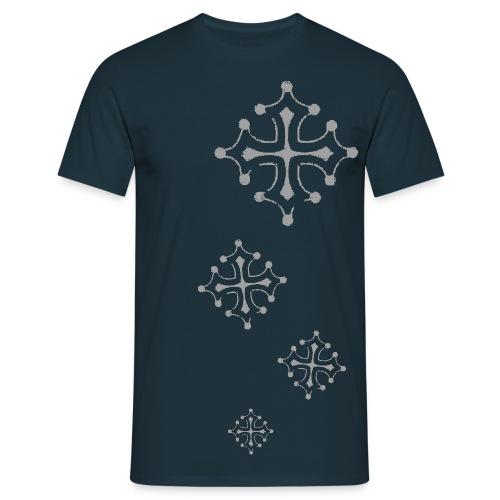 Hivers occitan - T-shirt Homme