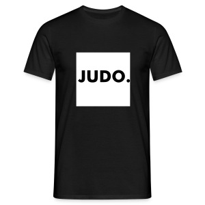 Heren shirt Judo. - Mannen T-shirt