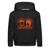 Pullover & Hoodies ~ Kinder Premium Kapuzenpullover ~ Two are a half Band Kinder Hoddie