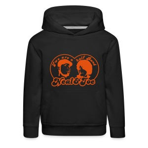 Two are a half Band Kinder Hoddie - Kinder Premium Hoodie