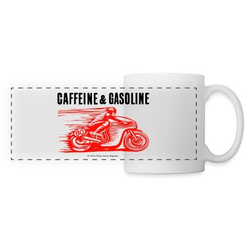 Caffeine & Gasoline Mug - Panoramic Mug