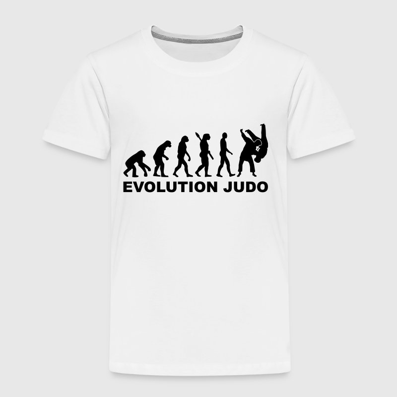 Evolution Judo T-Shirts - Kinder Premium T-Shirt
