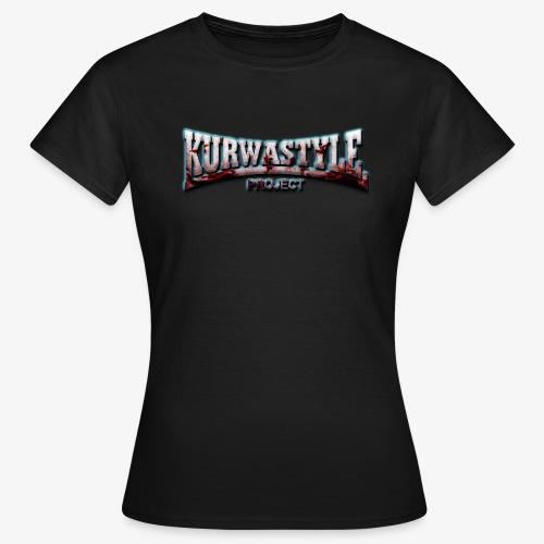 Kurwastyle Project Women's T-Shirt 2015 - Women's T-Shirt