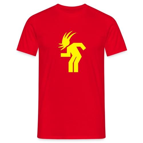 ich Chef du nix - Männer T-Shirt