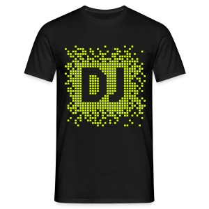 Dj - Men's T-Shirt