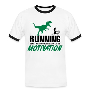 Motivational  - Men's Ringer Shirt