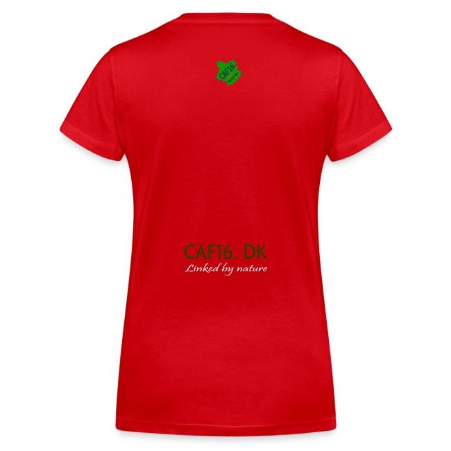 JOIN US - Red V-neck F