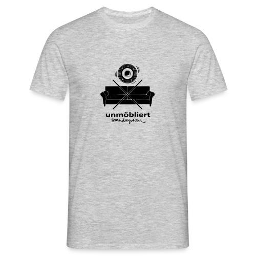 UMB grau - Männer T-Shirt