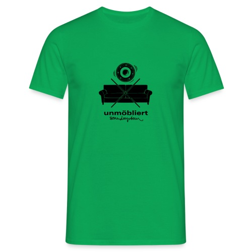 UMB grün - Männer T-Shirt