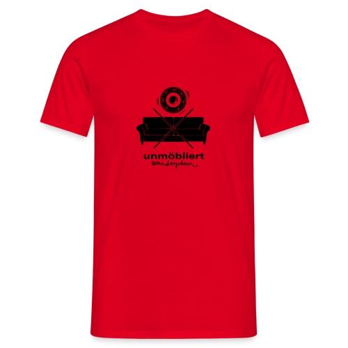 UMB rot - Männer T-Shirt