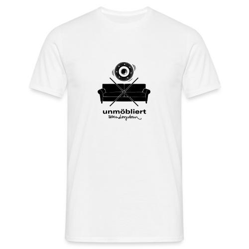 UMB weiß - Männer T-Shirt