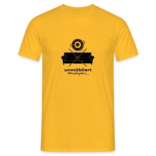 UMB gelb - Männer T-Shirt