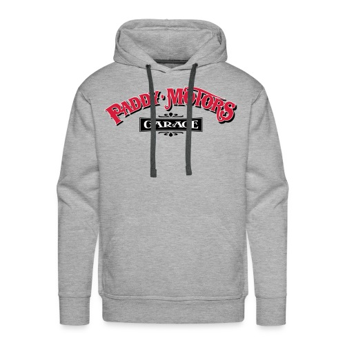 Paddy Motors Vintage Hoodie - Men's Premium Hoodie