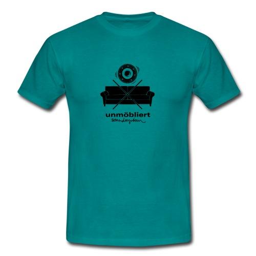 UMB türkis - Männer T-Shirt