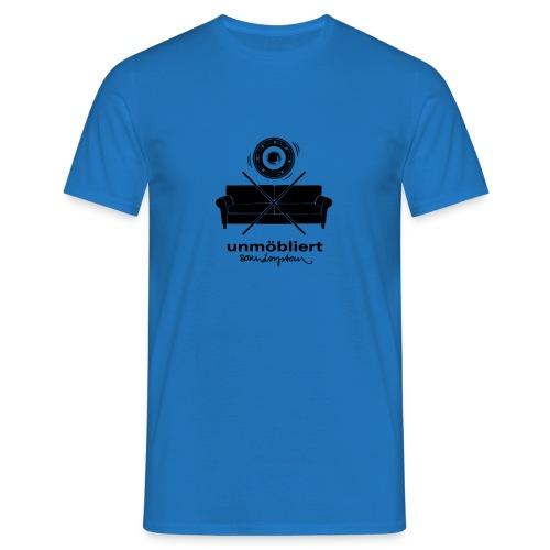UMB royalblau - Männer T-Shirt
