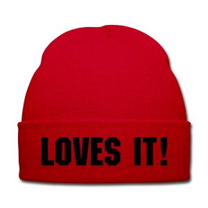 Loves It Beanie - Winter Hat