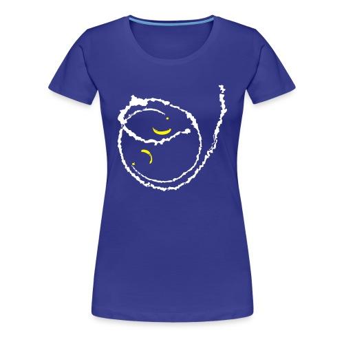 ACRO DUO (front) - Women's Premium T-Shirt