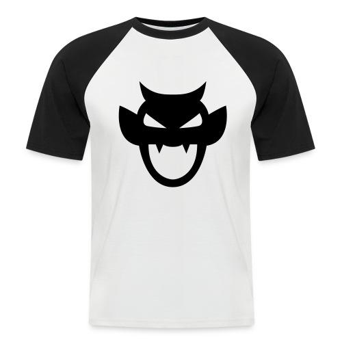 Camiseta Satan Dragonball - Camiseta béisbol manga corta hombre