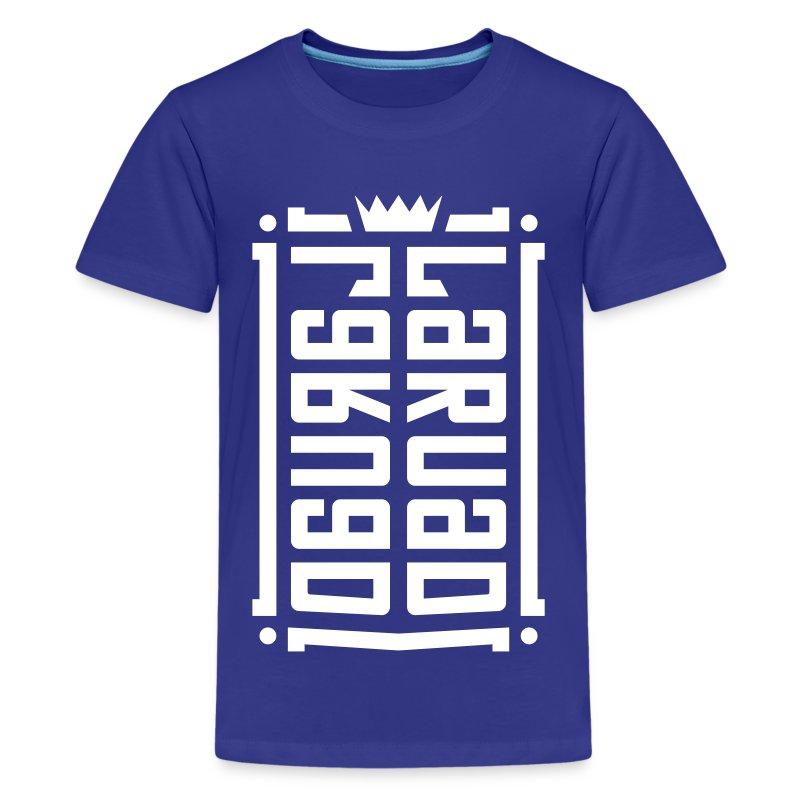 16 - Teenage Premium T-Shirt