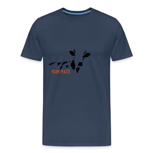 T-Shirt Kuhpate - Männer Premium T-Shirt
