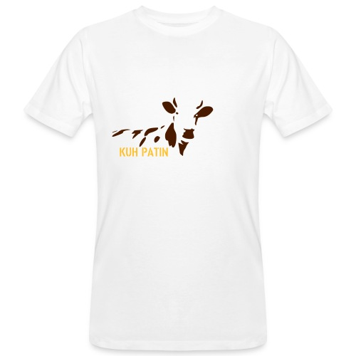 T-Shirt Kuhpatin 2 - Männer Bio-T-Shirt