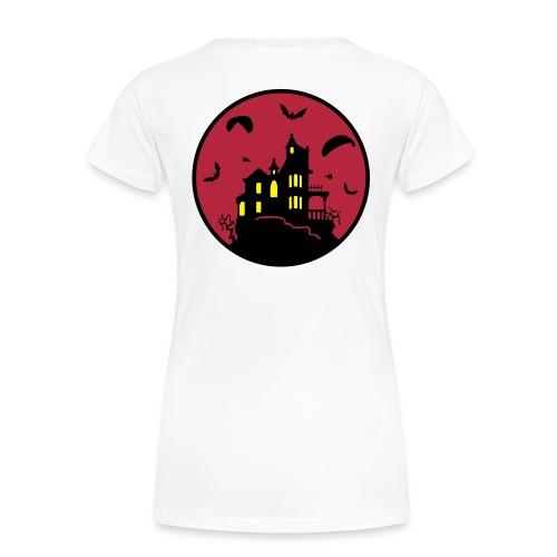 PARAGLIDING SUN - Women's Premium T-Shirt