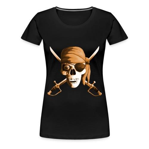 mobilhome - T-shirt Premium Femme
