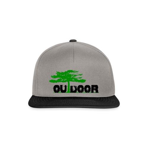 Snapback Cap Outdoor - Snapback Cap
