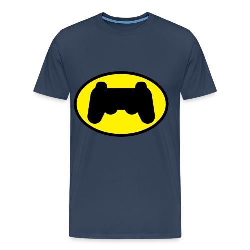 Batman Controller  T-Shirt - Men's Premium T-Shirt