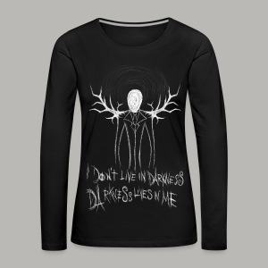 Faceless2 - Women's Premium Longsleeve Shirt