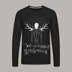 Faceless3 - Men's Premium Longsleeve Shirt