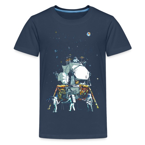 spacemen rock - T-shirt Premium Ado