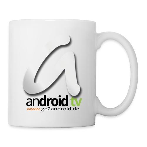android tv Kaffeetasse white (ohne Unterstützung) - Tasse