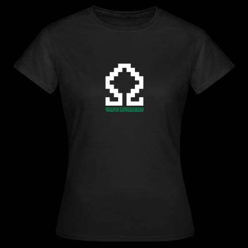 vape invaders - T-shirt Femme