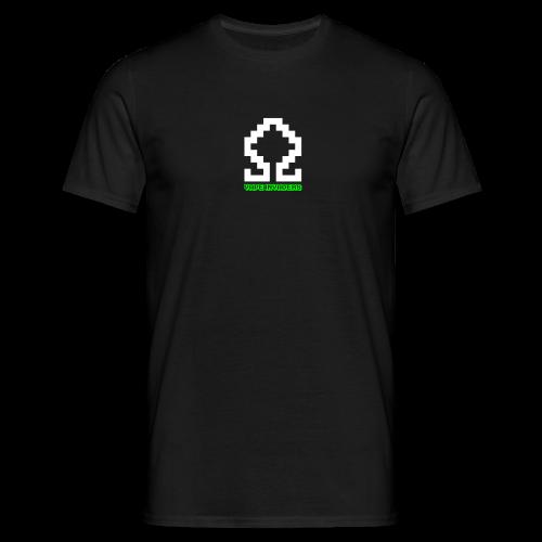 vape invaders - T-shirt Homme