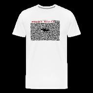 T-Shirts ~ Men's Premium T-Shirt ~ Where's Willy T-Shirt Sam Backhouse
