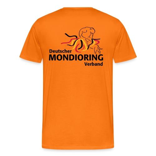 DMV Herren Premium T-Shirt - Männer Premium T-Shirt