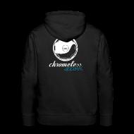 Pullover & Hoodies ~ Männer Premium Kapuzenpullover ~ CHROMELESS // TANKDECKEL  BACK