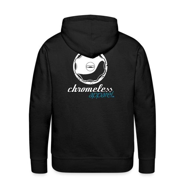 CHROMELESSAPPAREL // TANKDECKEL  BACK